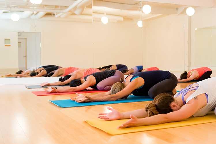 Clases de yoga en puerto morelos