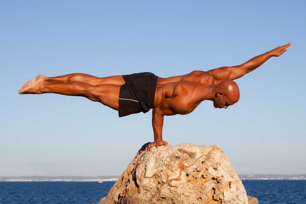 Yoga practice to boost your Balance