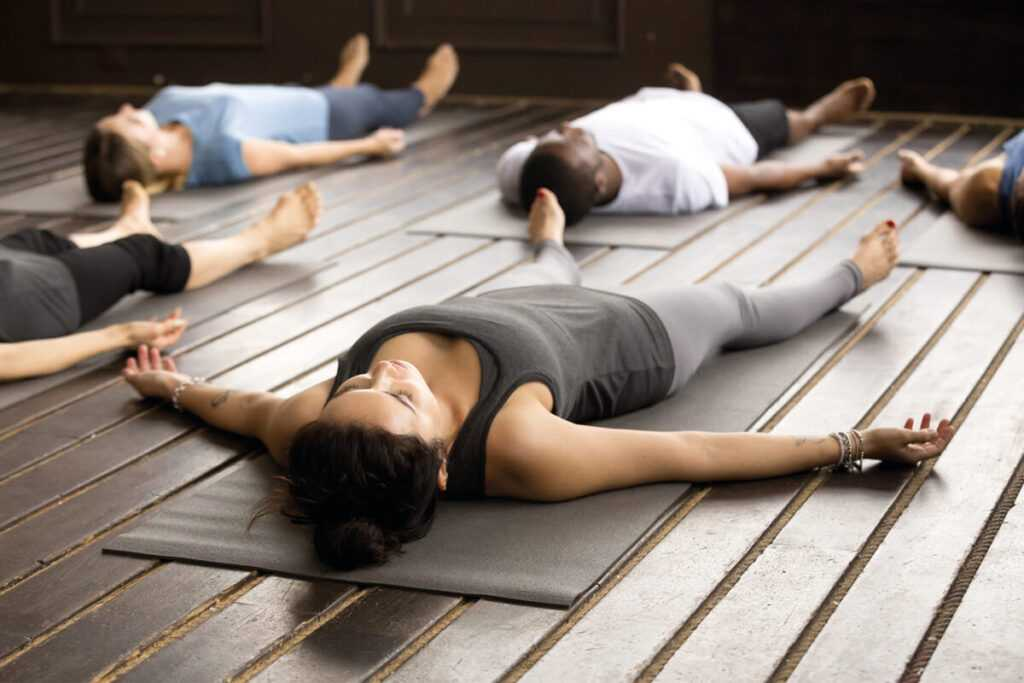 The Meaning of SAVASANA: The Art of Doing Nothing