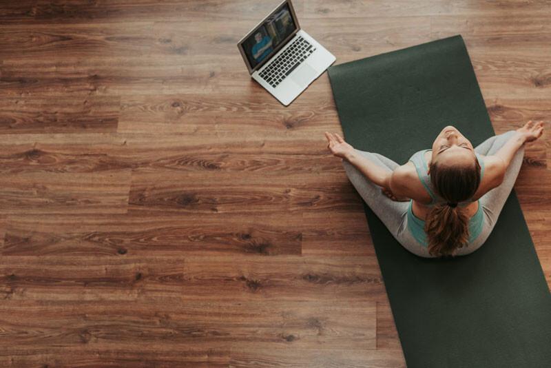 online vinyasa yoga class Yoga Kia Ora