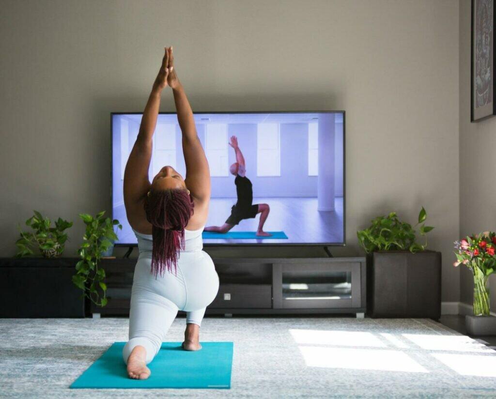 online private yoga class Yoga Kia Ora