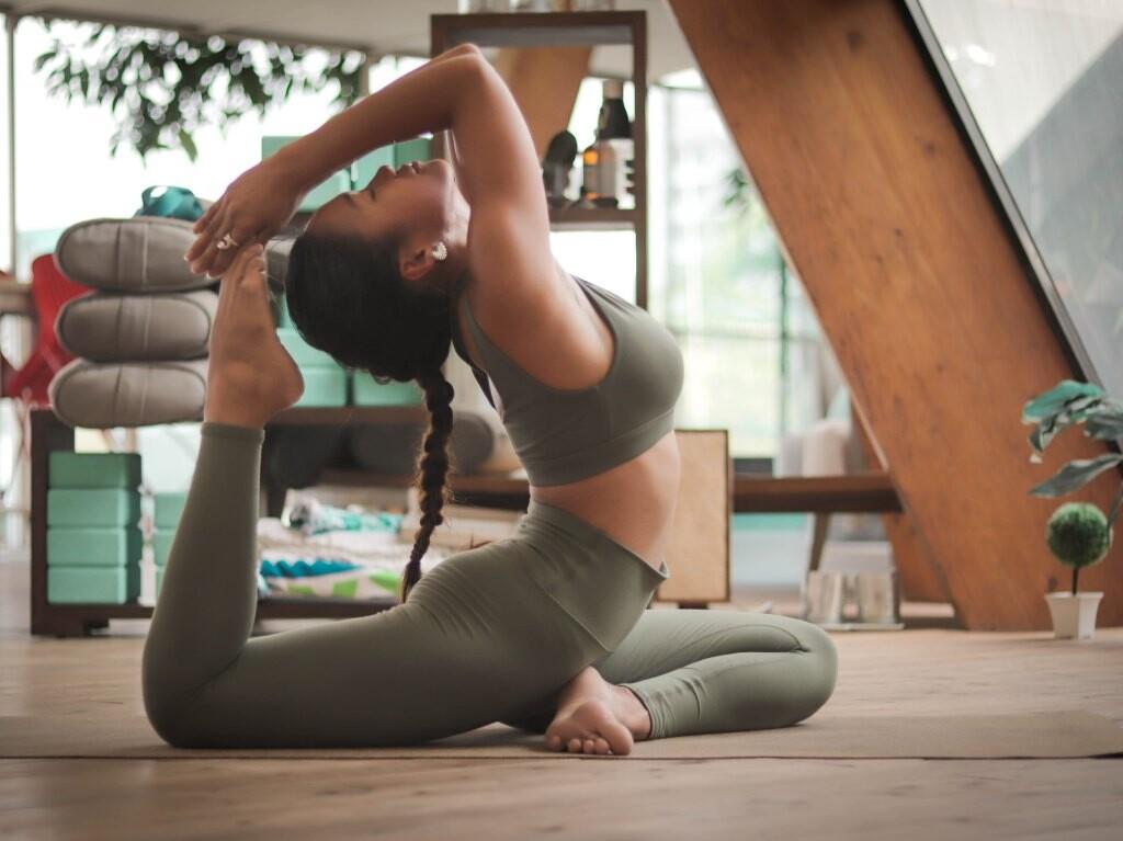 online yin yoga class Yoga Kia Ora