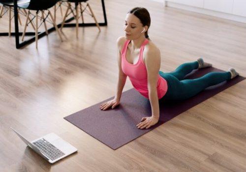 online hatha yoga class Yoga Kia Ora